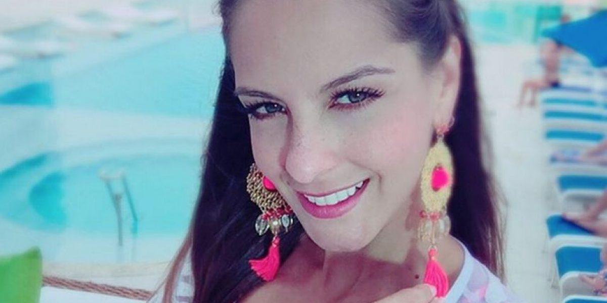 Laura Acuña vuelve a apoyar un producto cosmético