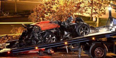 """""""Al contrario de las afirmaciones de Porsche, los hechos están claros: Paul era el pasajero de un auto que no estaba diseñado para proteger a sus ocupantes en una colisión en una carretera recta a plena luz del día y a velocidades muy por debajo de las que puede alcanzar el vehículo"""", señaló la joven de 16 años. Foto:The Grosby Group"""