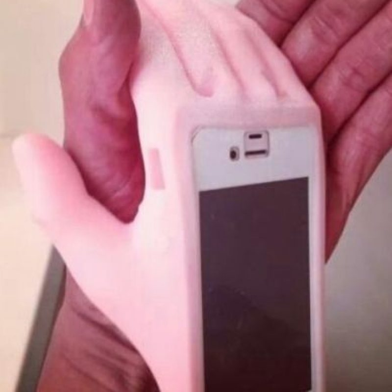 Siempre necesitamos una mano extra. Foto:vía Pinterest.com