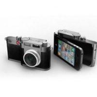 Una cámara vintage. Foto:vía Pinterest.com