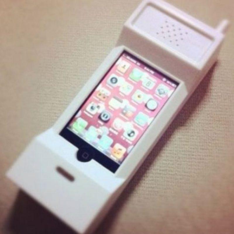 Más teléfonos retro. Foto:vía Pinterest.com