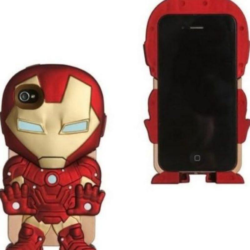 Iron Man. Foto:vía Pinterest.com