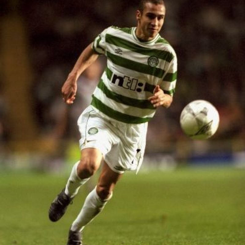 2. Henrik Larsson Foto: Getty Images