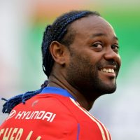 4) Vagner Love Foto: Getty Images