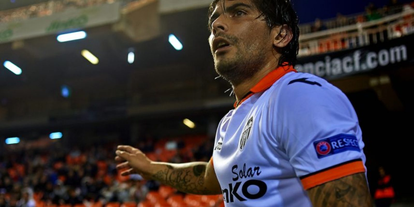 5) Ever Banega Foto: Getty Images