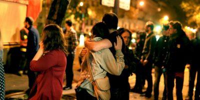 En los operativos policiales murieron dos presuntos terroristas. Foto:Getty Images