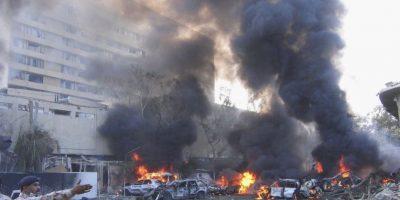 El portal MSN detalla que la inestabilidad política, la corrupción contribuyen a los distintos niveles de contaminación, como del aire y del agua. Foto:Getty Images