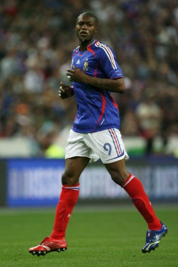 5. Djibril Cissé Foto: Getty Images