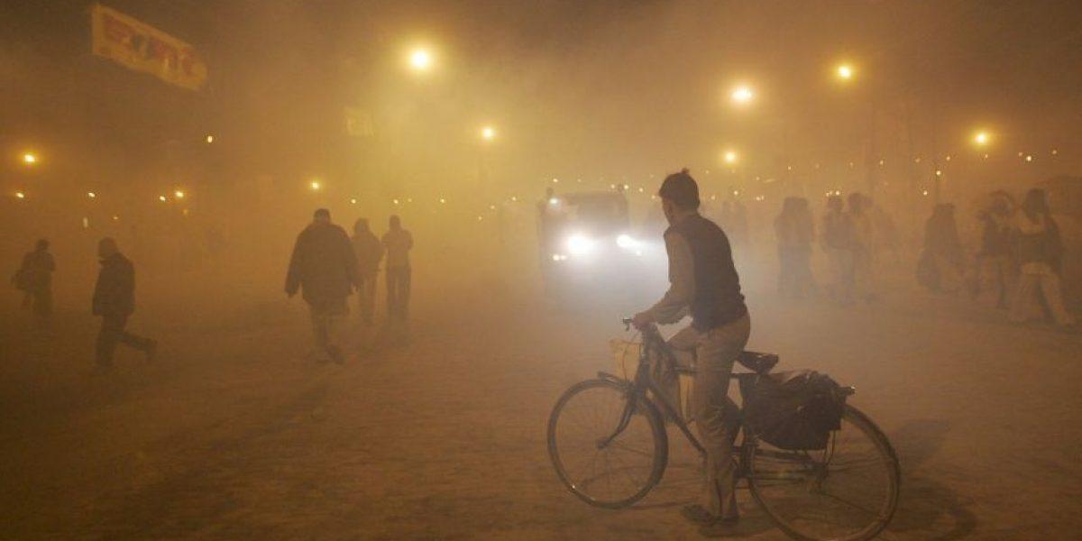 Fotos: Los 5 países con el aire más contaminado del mundo
