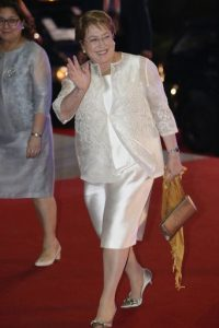 La canciller de Alemani, Angela Merkel. Foto:AP