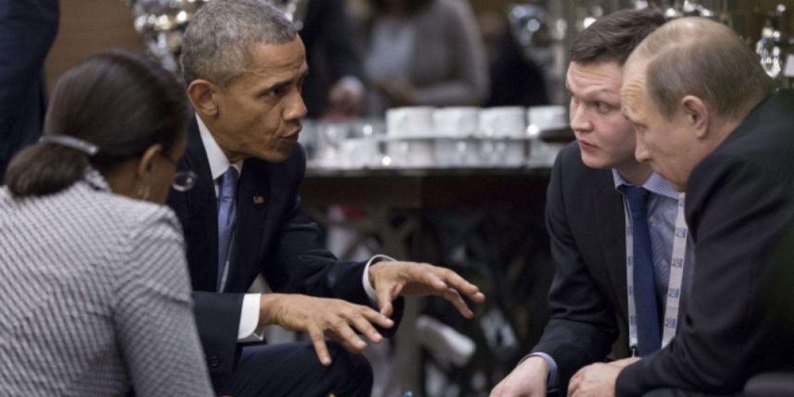 El mandatario dijo que no tiene el temperamento para ser juez de la Corte Suprema de Justicia. Foto:Vía whitehouse.gov