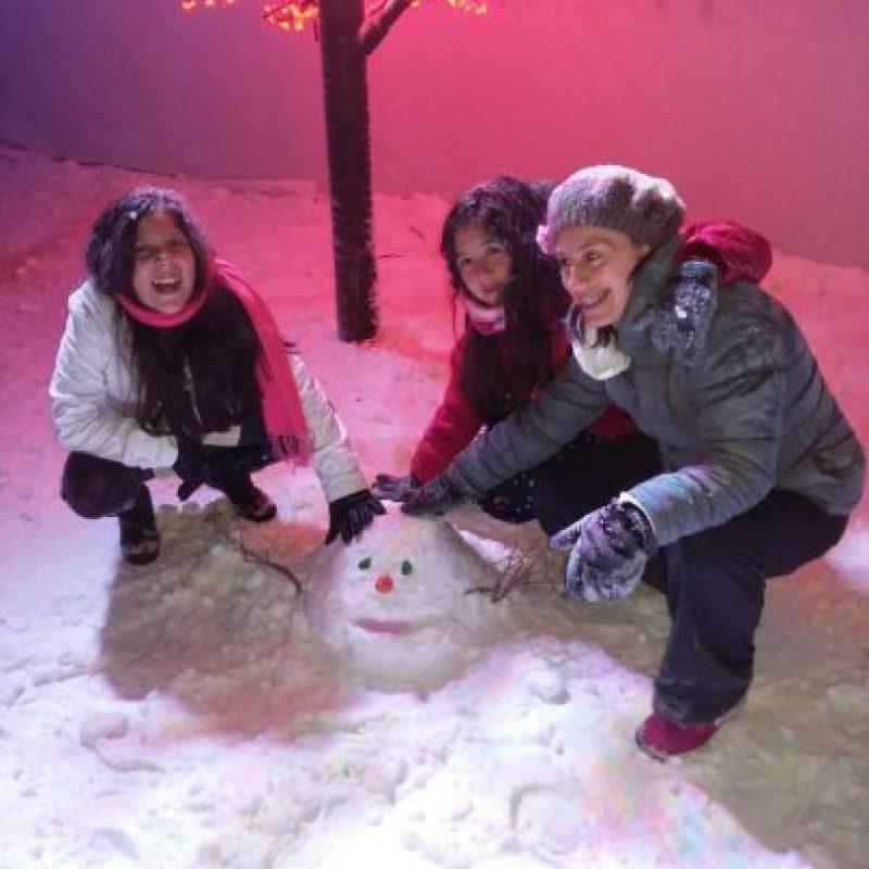 Foto:Cortesía: Snow magic