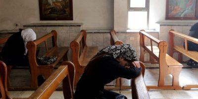 Ahora, el Museo del Holocausto en Estados Unidos aseguró que ISIS cometió precisamente un holocausto en contra de los yazidíes y católicos Foto:AFP