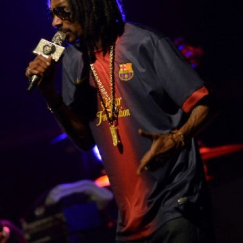 12. Snoop Dogg Foto:Getty Images