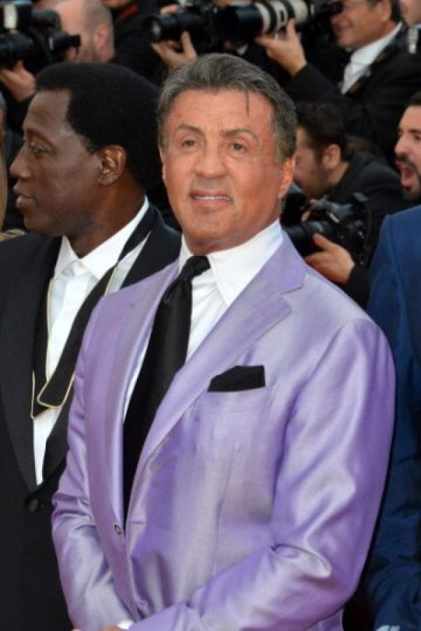 Actor de Hollywood. Foto:Getty Images