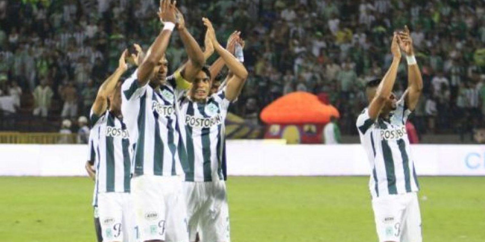 Foto:Página oficial Atlético Nacional