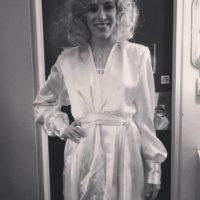 Esquivel en la piel de Aguilera Foto:vía instagram.com/laura_esquivel