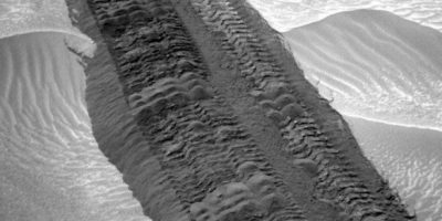 Mientras que en la vida real, la NASA desarrolló esta tecnología llamada HERA Foto:NASA