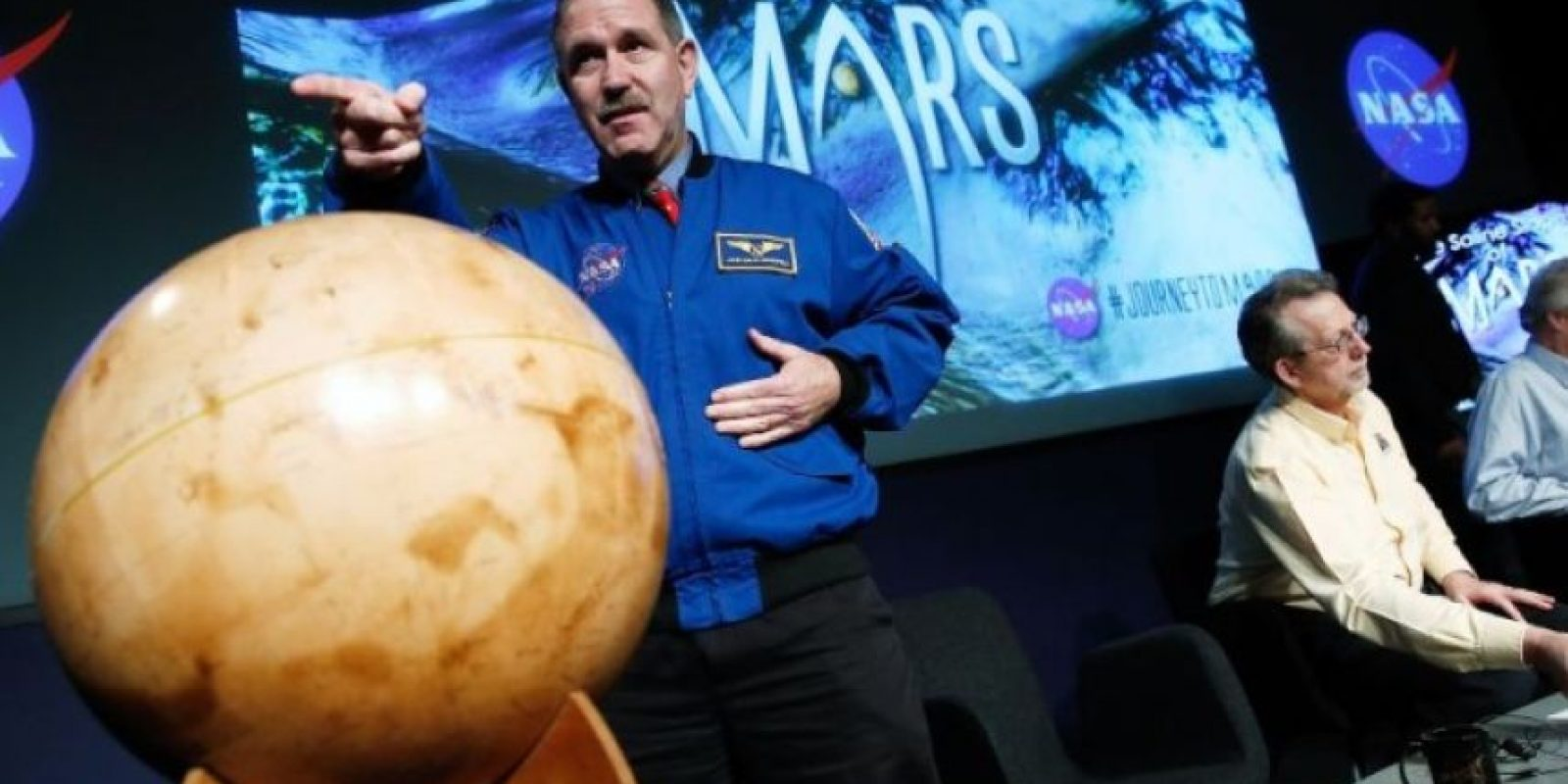 2. Cultivo de alimentos Foto:NASA