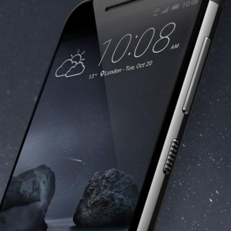 Pantalla de 5 pulgadas Full HD 1080p con Corning Gorilla Glass 4. Foto:HTC