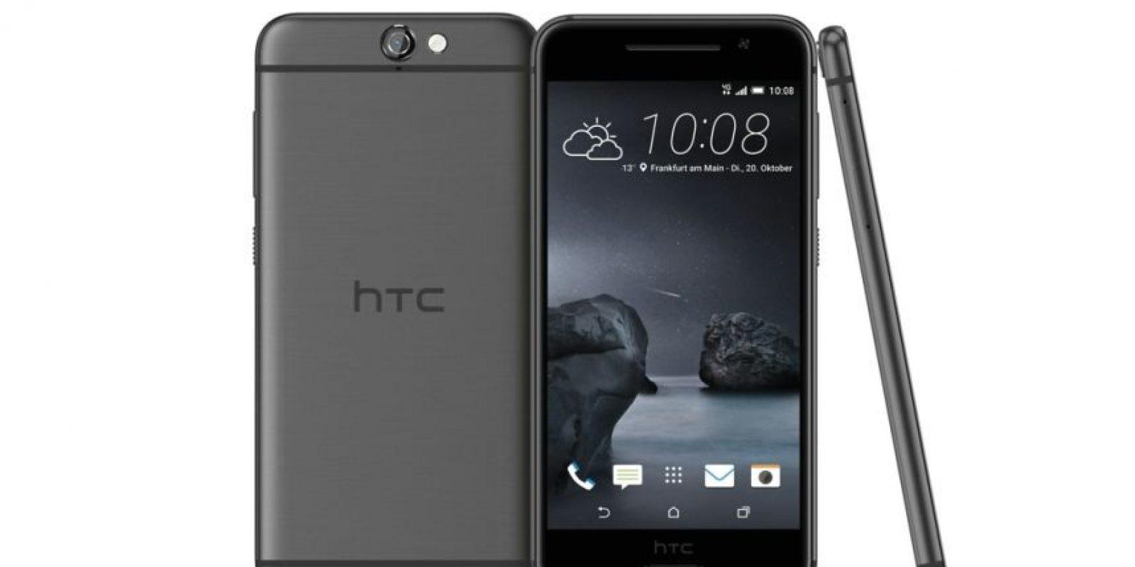 HTC One A9 a la venta ya en América Latina. Foto:HTC