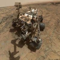"""""""Los viajes espaciales tripulados son un negocio riesgoso"""", admire la NASA. Actualmente se preparan a astronautas para realizar un viaje de larga distancia Foto: Instagram.com/MarsCuriosity"""