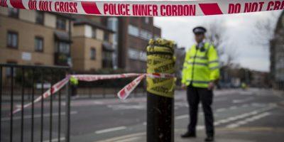 La polícia Metropolitana es la que confirmó el estado grave de uno de los adolescentes. Foto:Getty Images