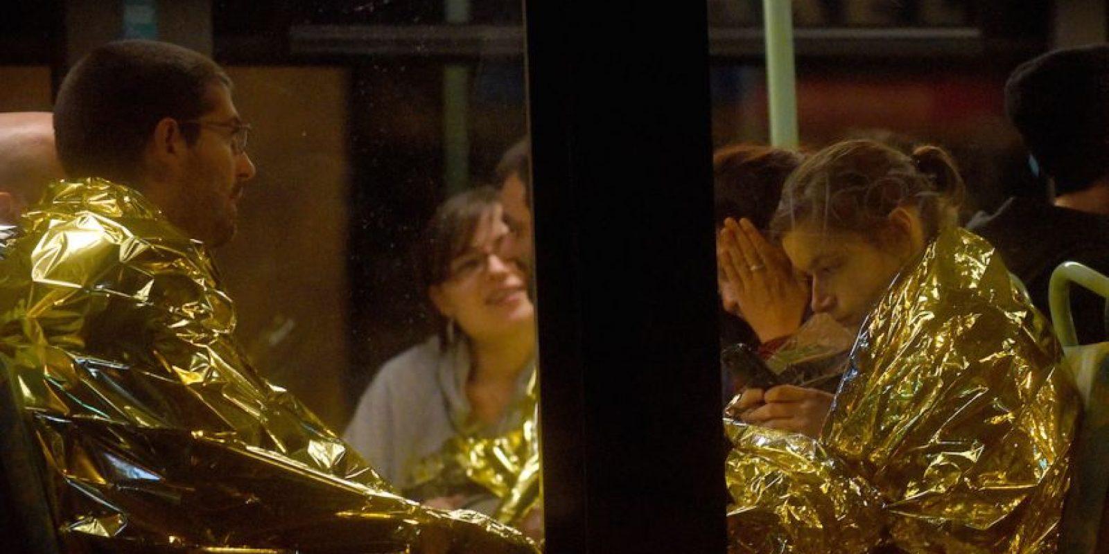 El llamado Estado Islámico atacó diversos puntos de la capital francesa. Foto:Getty Images