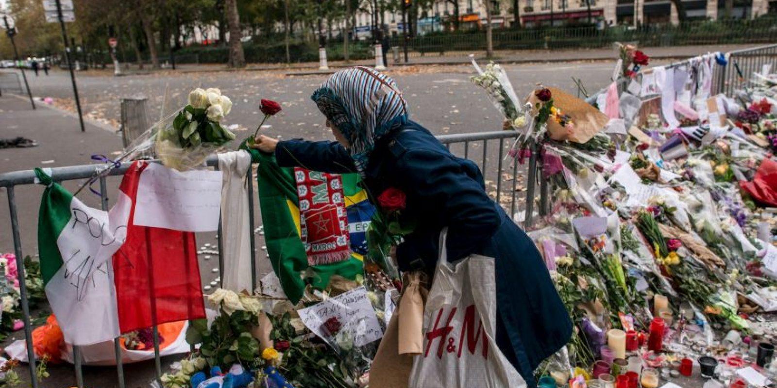 El grupo terrorista Estado Islámico se atribuyó la masacre. Foto:Getty Images