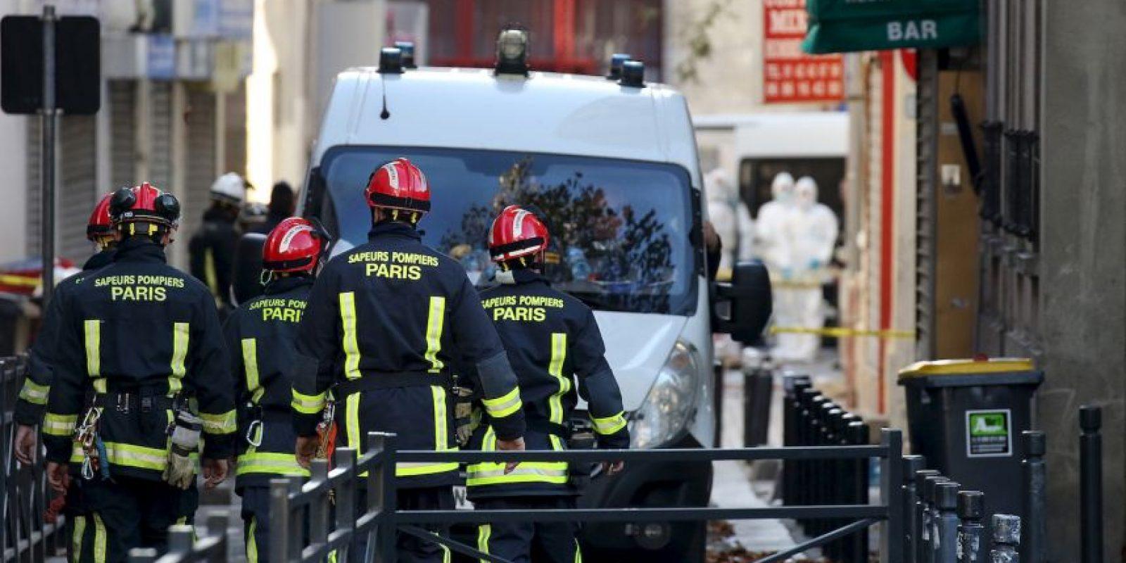 Este se trata de Abdelhamid Abaaoud, el presunto responsable de los atentados del viernes 13. Foto:Getty Images