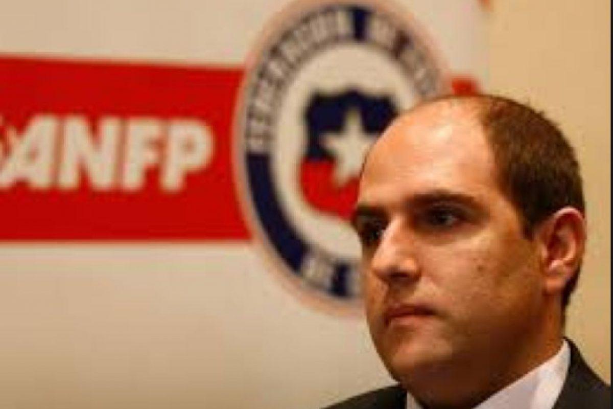 El chileno abandonó la presidencia de la Federación de Fútbol de su país Foto:Getty Images