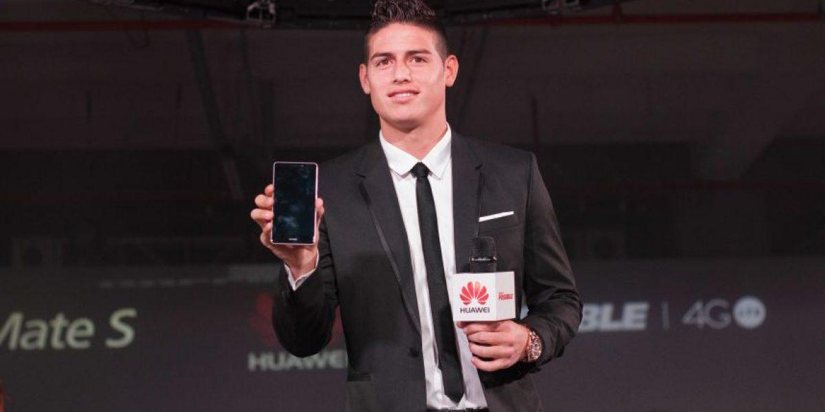 Huawei Mate S, la competencia para los smartphones de primera