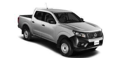 La Nissan NP300 Frontier tiene un diseño más maduro y fuerte Foto:Cortesía