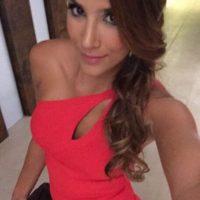 Esposa de James Rodríguez. Foto:Vía instagram.com/daniela_ospina5