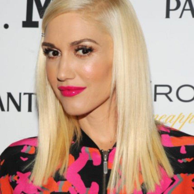 """Gwen Stefani es la nueva famosa que integra la cuestionable lista de """"engañadas con la niñera"""". Foto:vía Getty Images"""