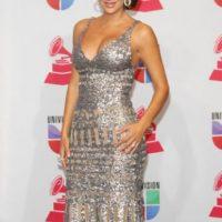 Ninel Conde participando en Miss Universo 1985. Foto:vía Getty Images