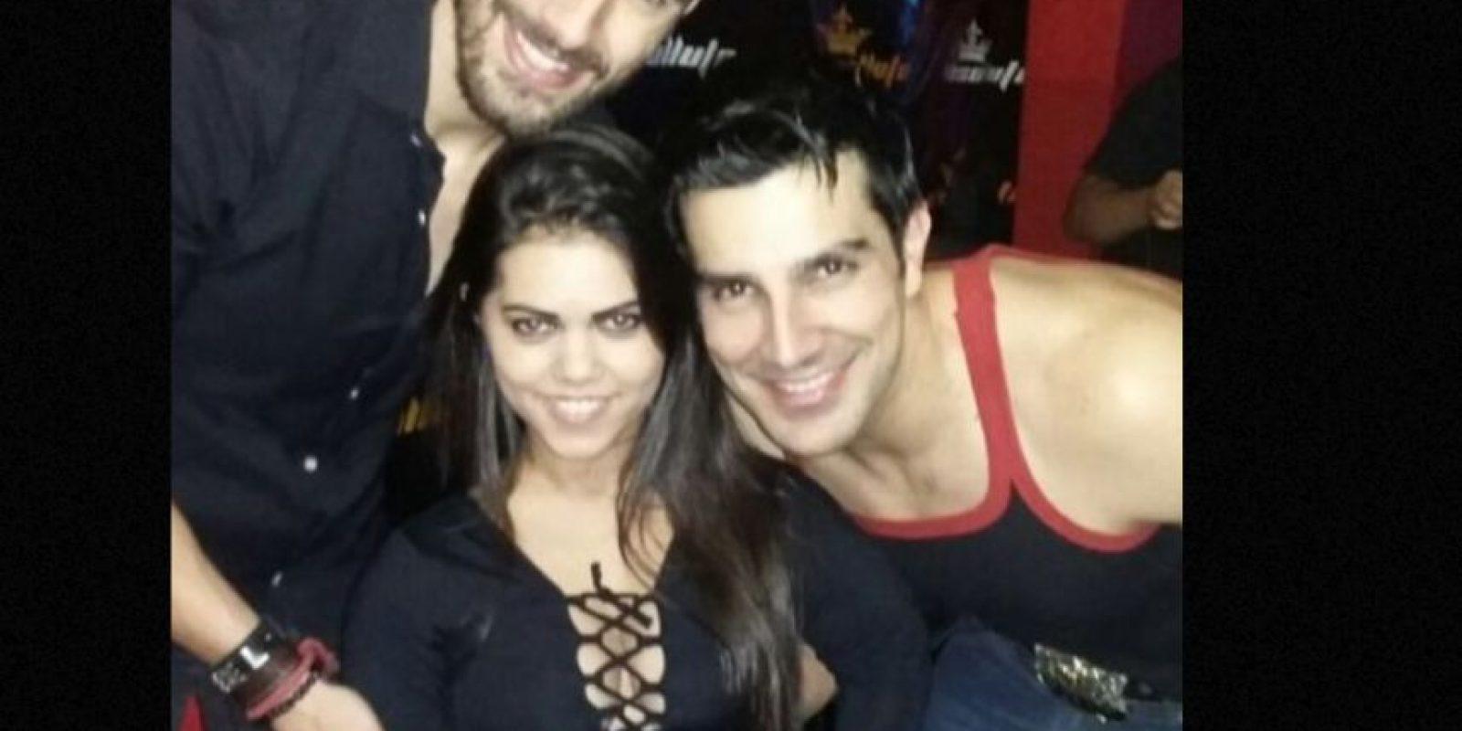 Ha aparecido bailando en la televisión brasileña. Foto:vía Instagram/karinalemosoficial