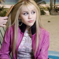 """Miley Cyrus, Interpretó a """"Miley Stewart"""", una joven que con una peluca rubia se convertía en la superestrella """"Hannah Montana"""" Foto:Disney Channel"""