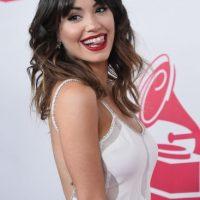 La argentina Lali Espósito se robó las miradas con este vestido blanco Foto:Getty Images