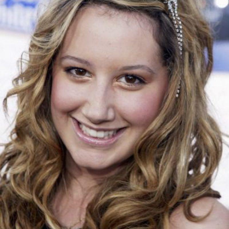 """A la estrella de """"High School Musical"""" la conocimos así Foto:Getty Images"""