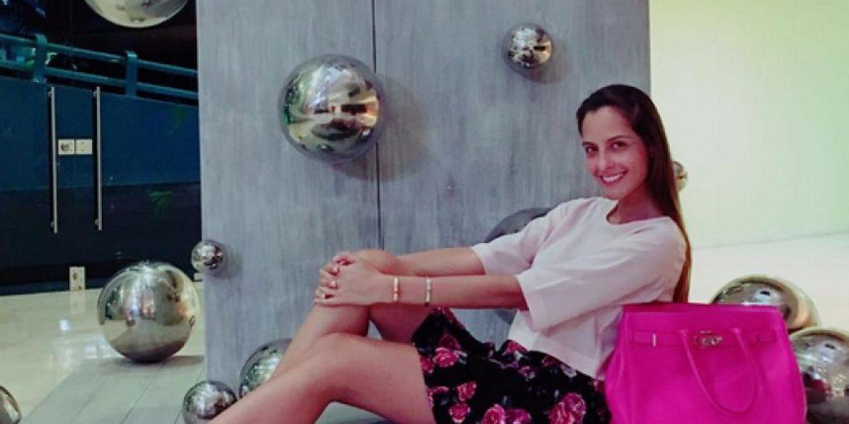 Los pies de Laura Acuña causaron polémica en las redes sociales