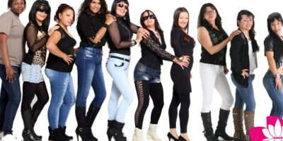 Gina creó la Fundación Reconstruyendo Rostros en el año 2012. Foto:Cortesía