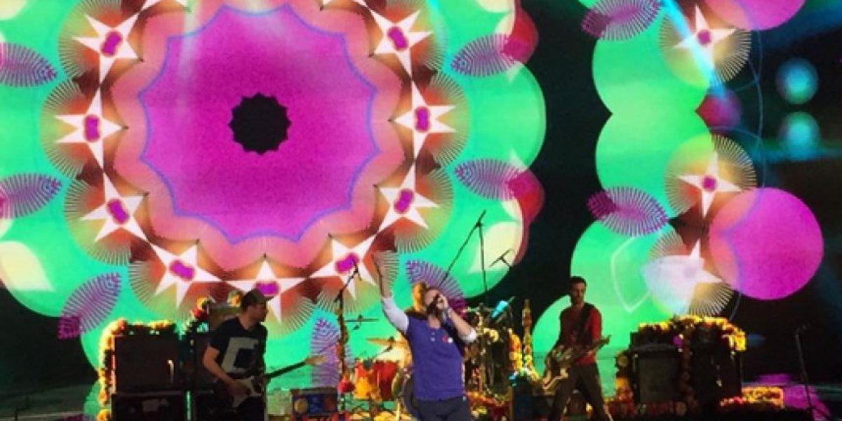 Coldplay confirma concierto en Colombia