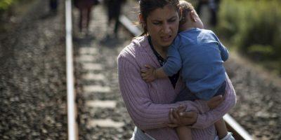 """6. El Alto Comisionado de las Naciones Unidas para los Refugiados (ACNUR), António Guterres, declaró que es """"absolutamente absurdo"""" intentar culpar a los refugiados por los ataques terroristas. Foto:Getty Images"""