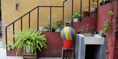 El lavadero de la vecindad. Foto:Nicolás Corte
