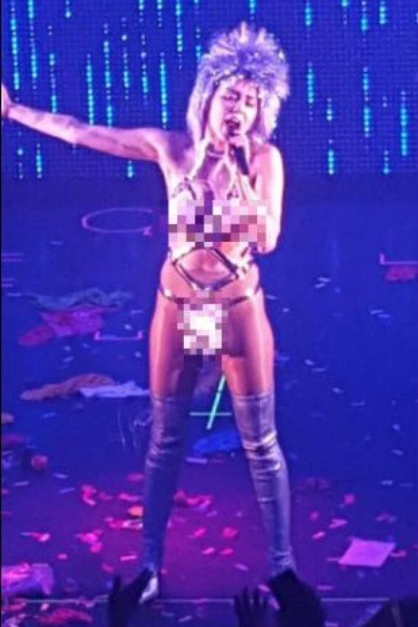 Foto:vía witter.com/MileyCyrus_es