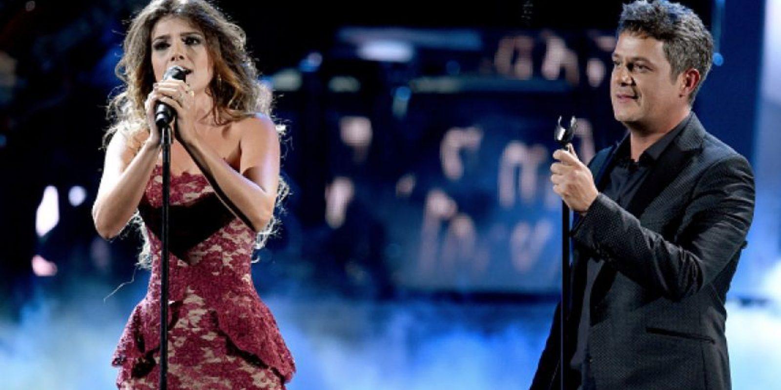 Cantaron a ritmo de mariachis. Foto:vía Getty Images