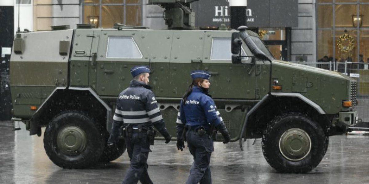 A una semana de los atentados: Nueva York y Bruselas en alerta máxima