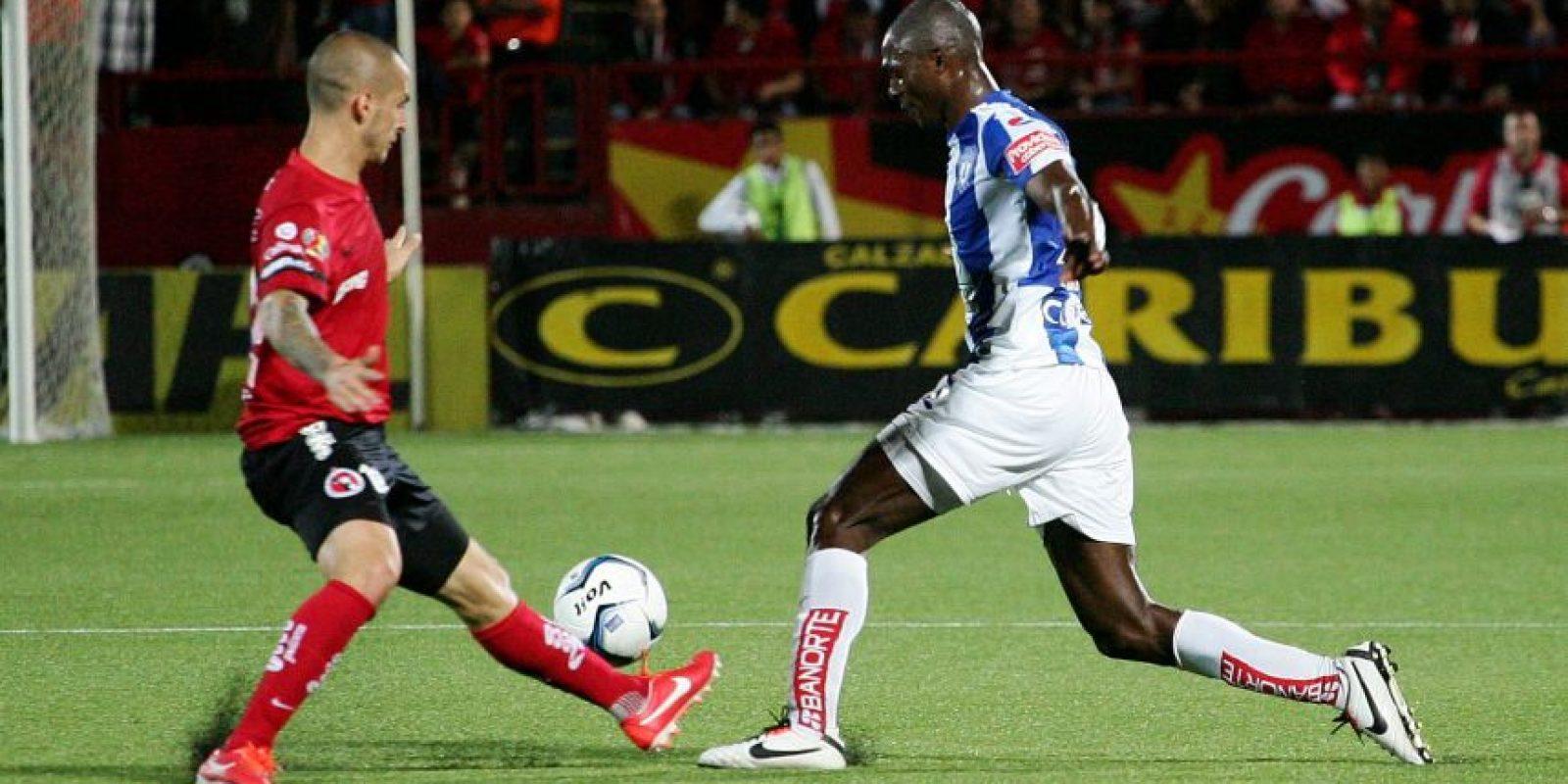Cortés había jugado en Pachuca, Millonarios y Deportivo Cali, entre otros Foto:EFE
