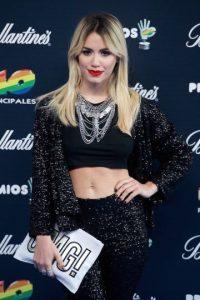 Pero su carrera como cantante la ha llevado a recorrer diversos países de Sudamérica Foto:Getty Images
